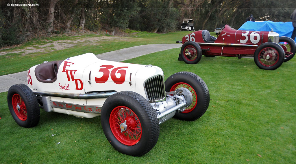 1932 Miller FWD Special