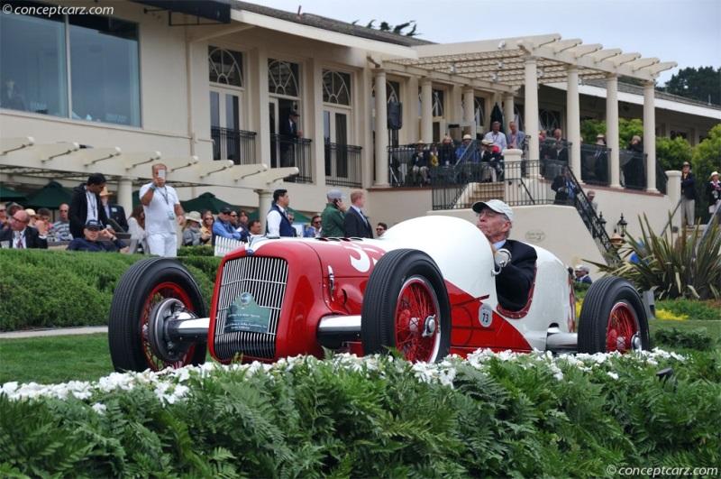 1935 Miller Ford Indy Car