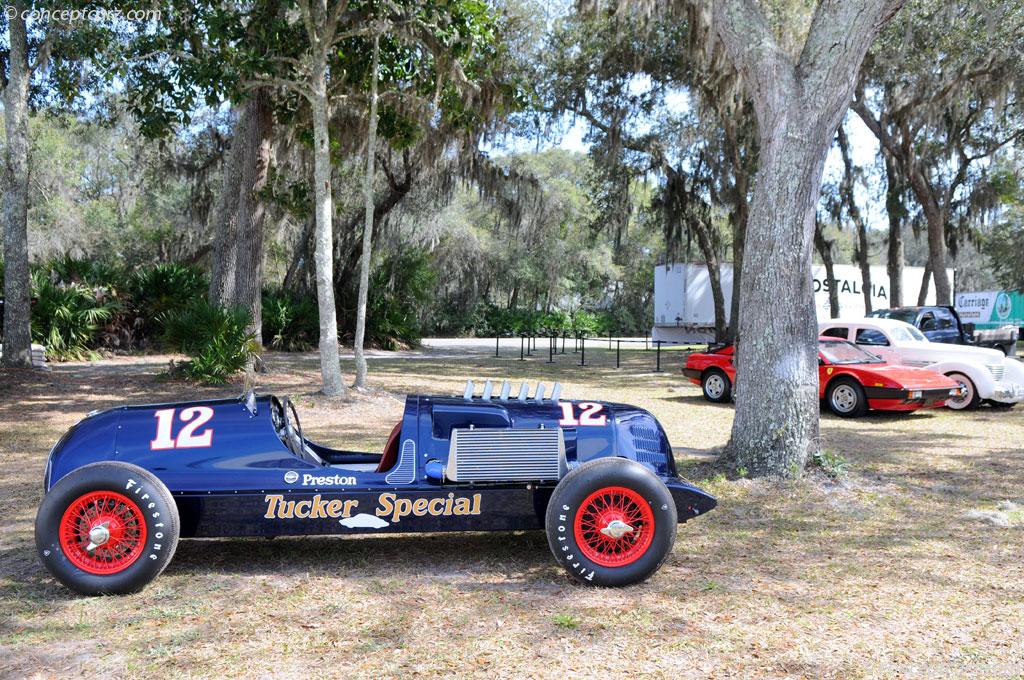 1938 Miller Gulf Special