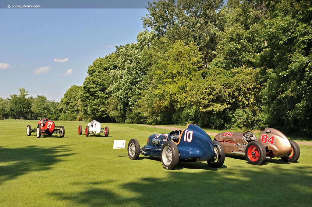 1938 Miller Indy Car