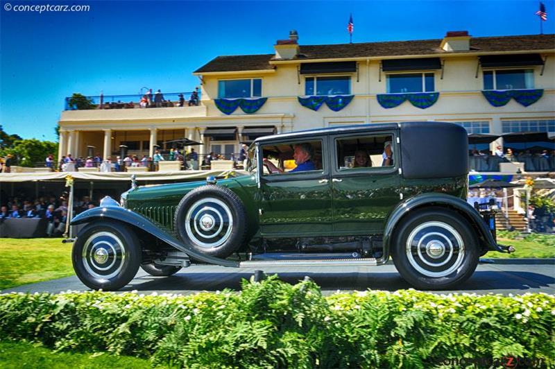 1927 Minerva AF Chassis 56522, engine 56519