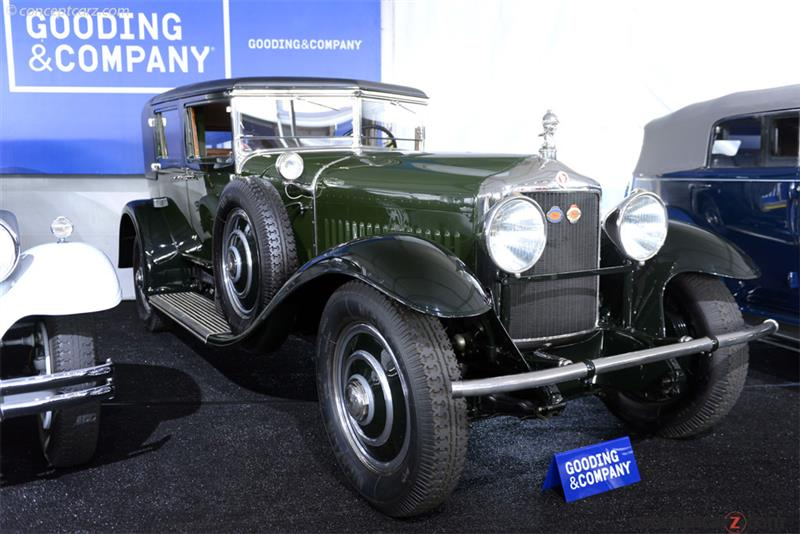 1927 Minerva AF