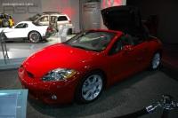 2007 Mitsubishi Eclipse Spyder image.