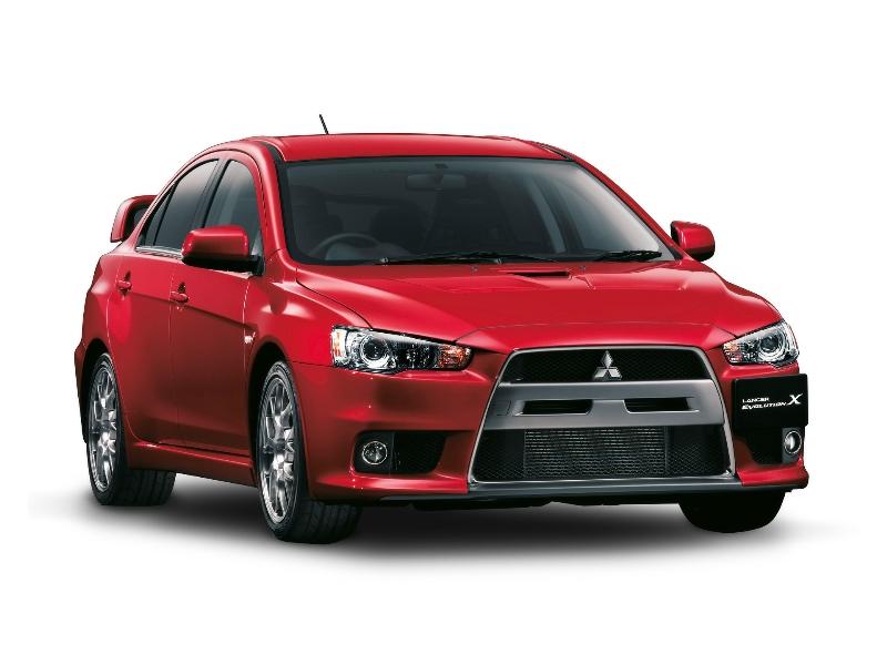 2010 Mitsubishi Lancer Ralliart thumbnail image