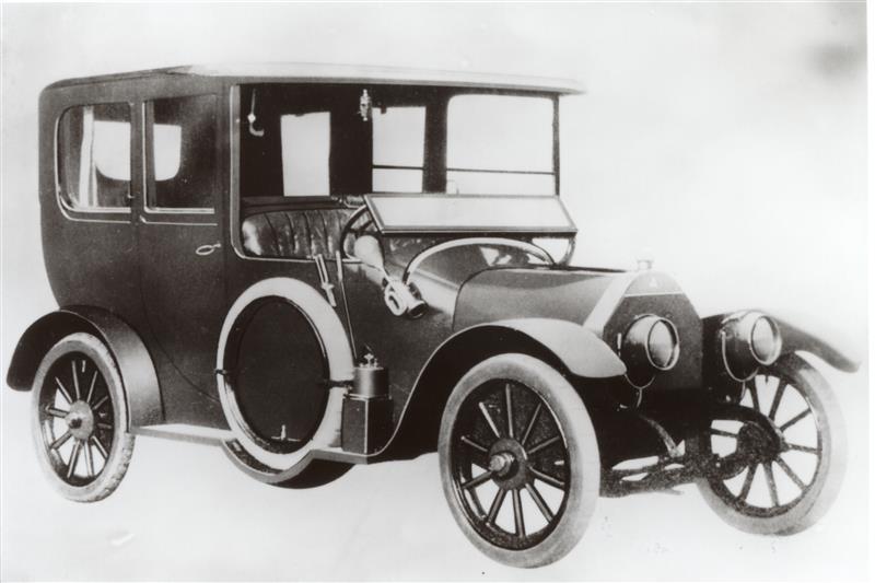 1918 Mitsubishi Model A
