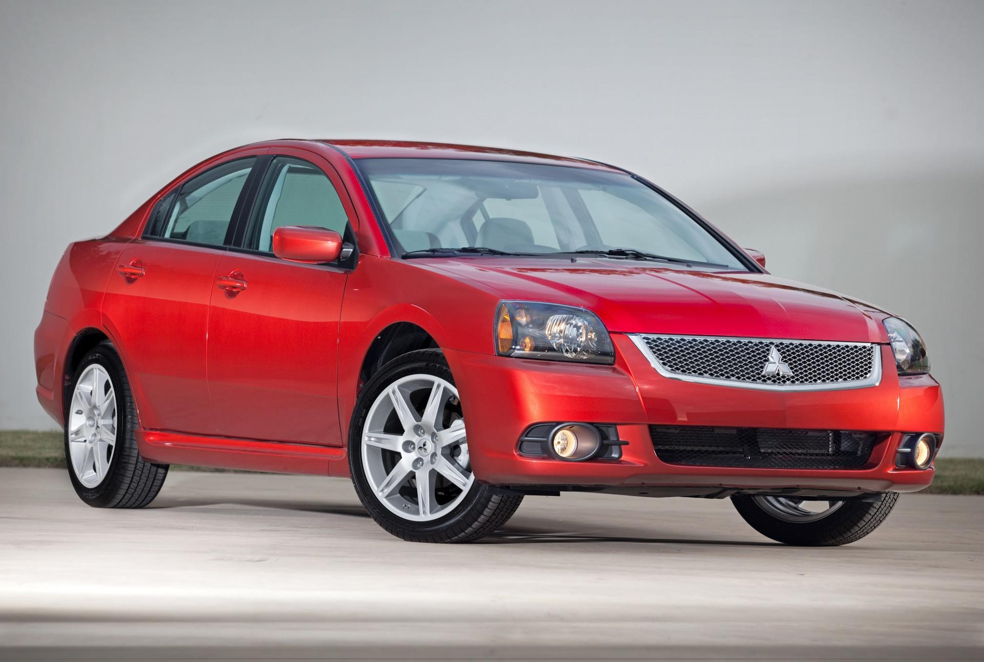 2010 Mitsubishi Galant News And Information