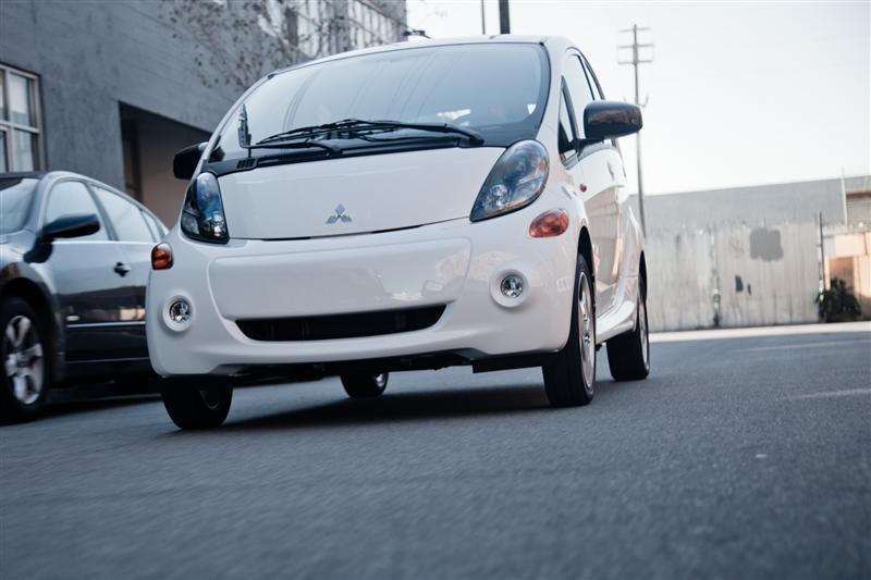 2012 Mitsubishi i-MiEV