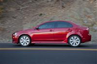Mitsubishi Lancer Monthly Vehicle Sales