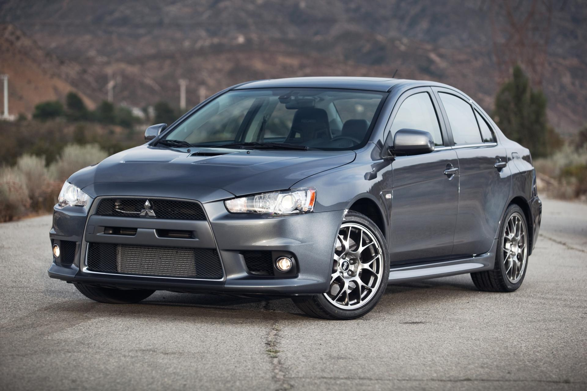 2014 Mitsubishi Lancer Evolution News and Information