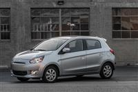 Mitsubishi Mirage Monthly Vehicle Sales