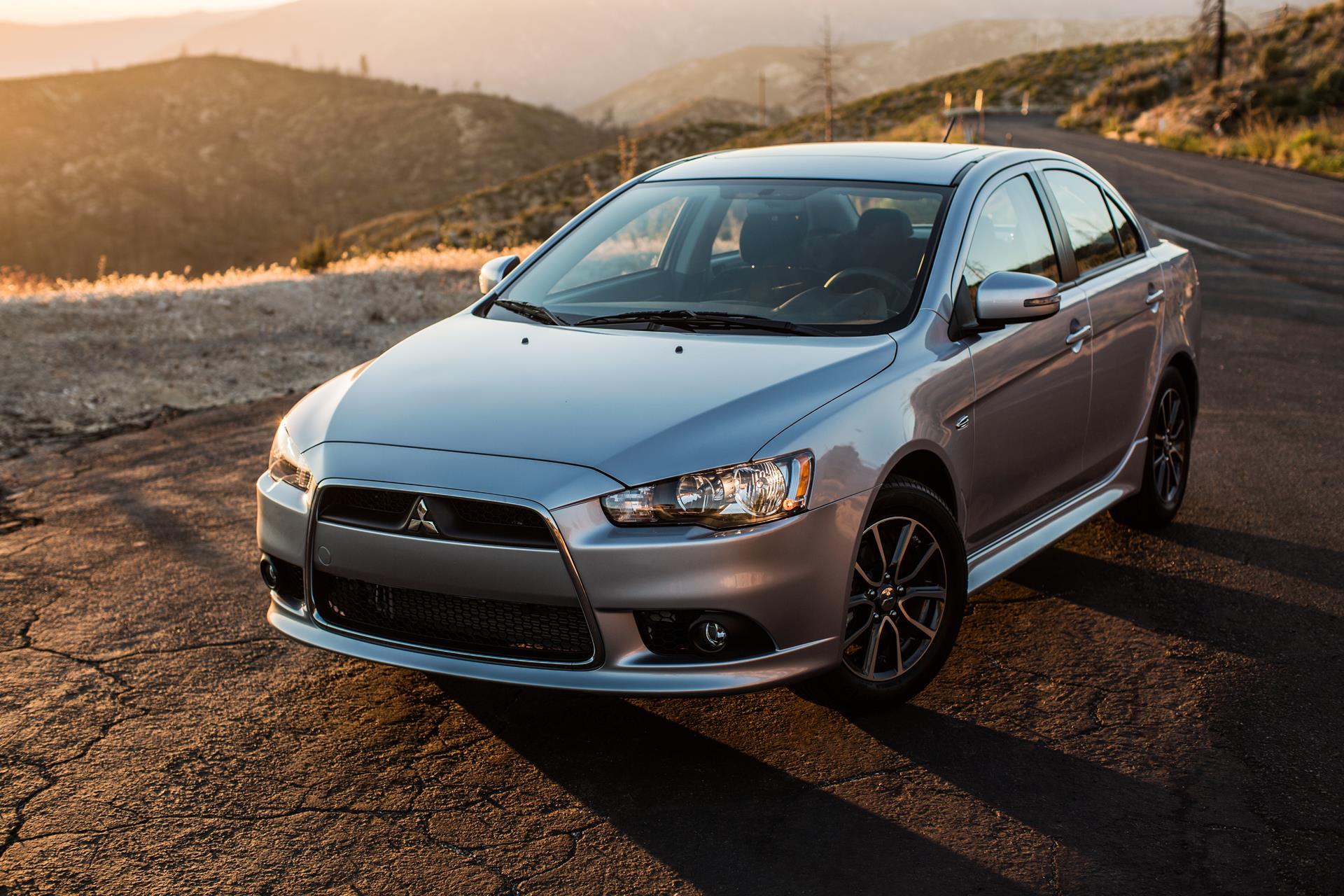 2015 Mitsubishi Lancer News and Information