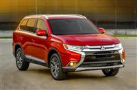 Mitsubishi Outlander Monthly Sales