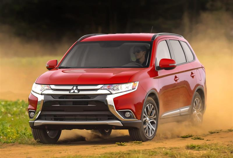 2016 Mitsubishi Outlander