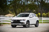 Mitsubishi Outlander Sport Monthly Vehicle Sales