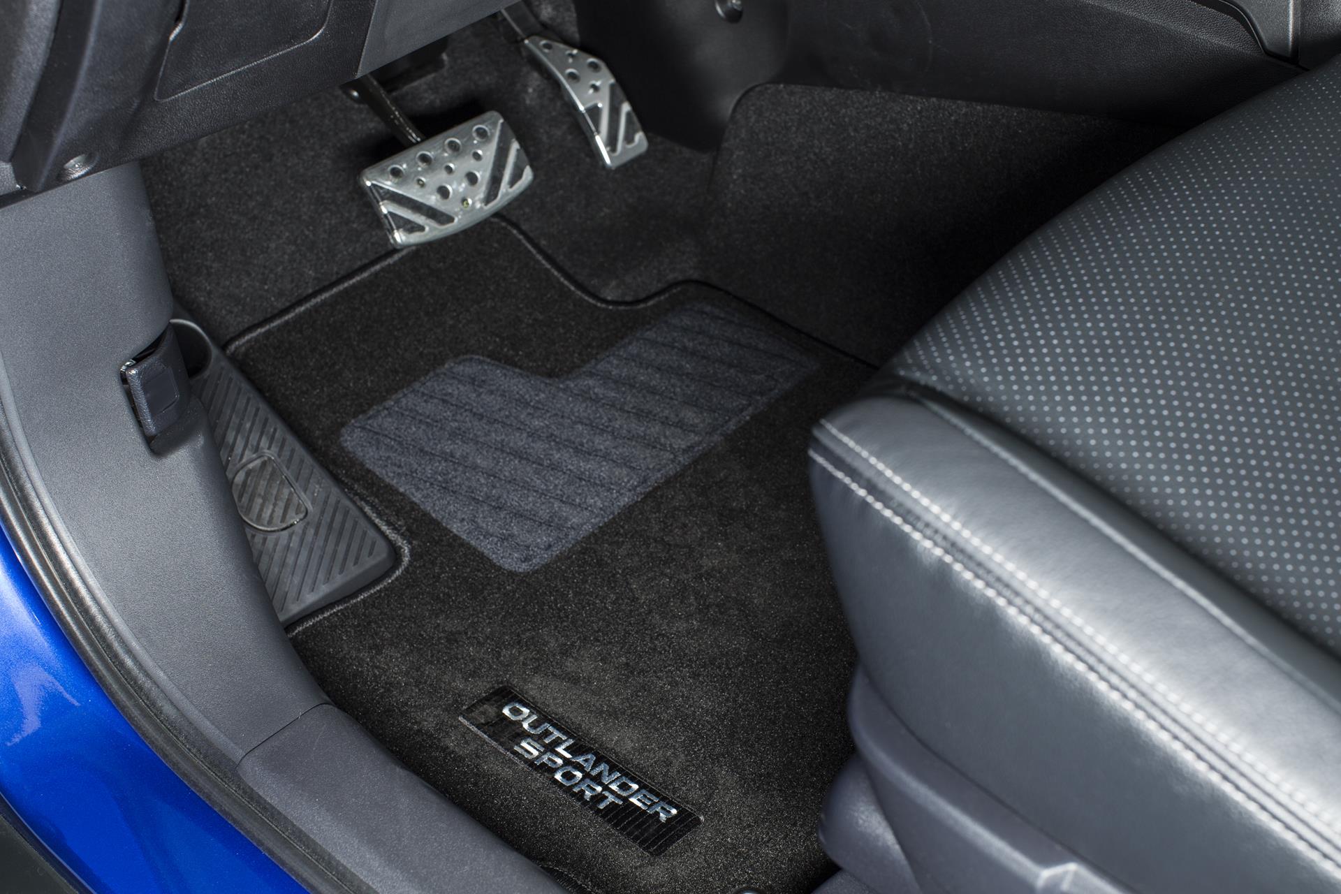 2016 Mitsubishi Outlander Sport