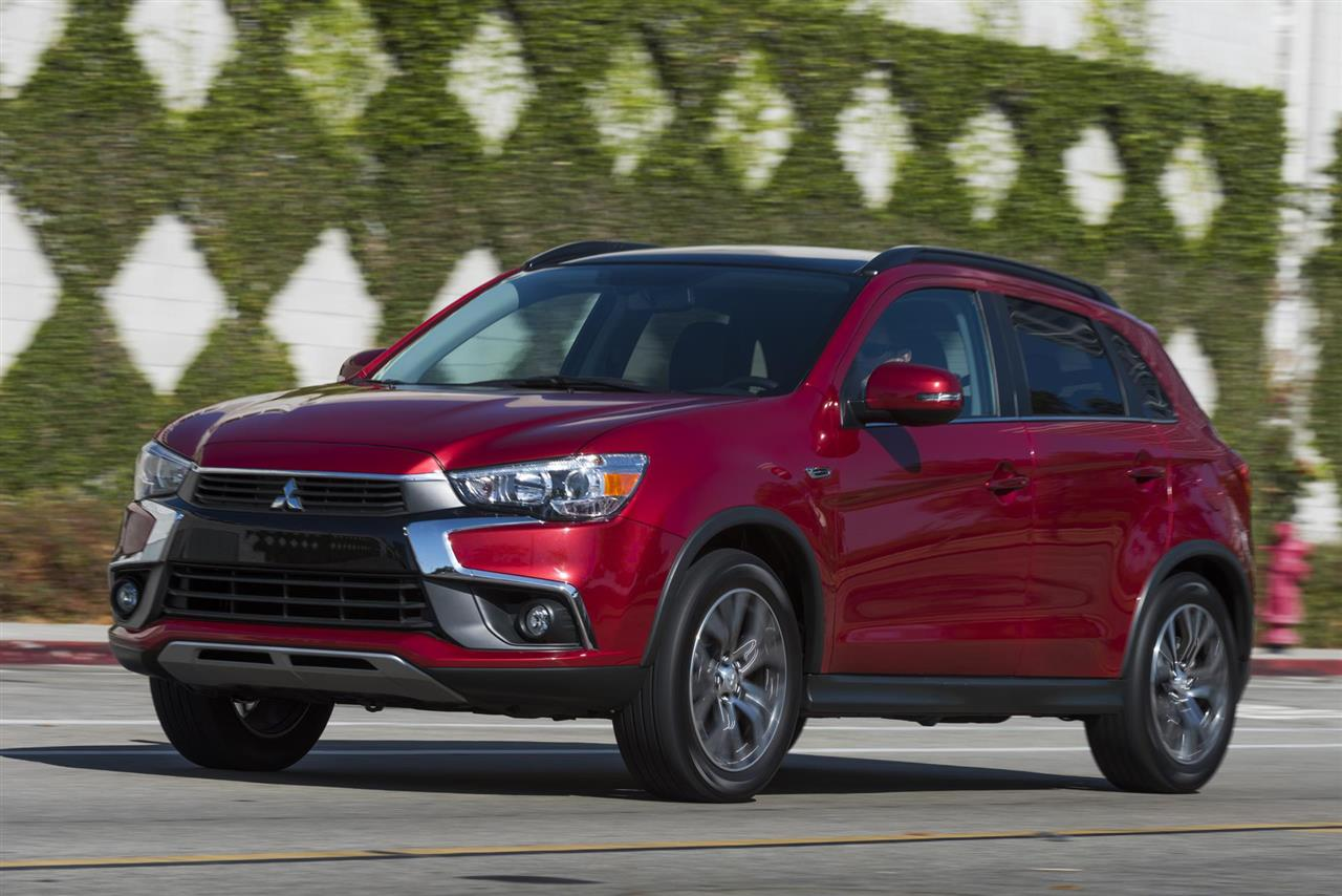 2017 mitsubishi outlander sport image. Black Bedroom Furniture Sets. Home Design Ideas