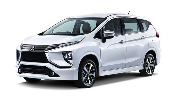 2017 Mitsubishi Xpander