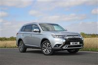 Mitsubishi Outlander Monthly Vehicle Sales