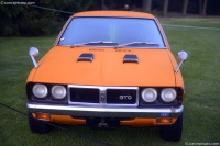 1970 Mitsubishi Colt Galant GTO MR
