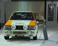1981 Mitsubishi Lancer EX 2000 Turbo Group 4 image.