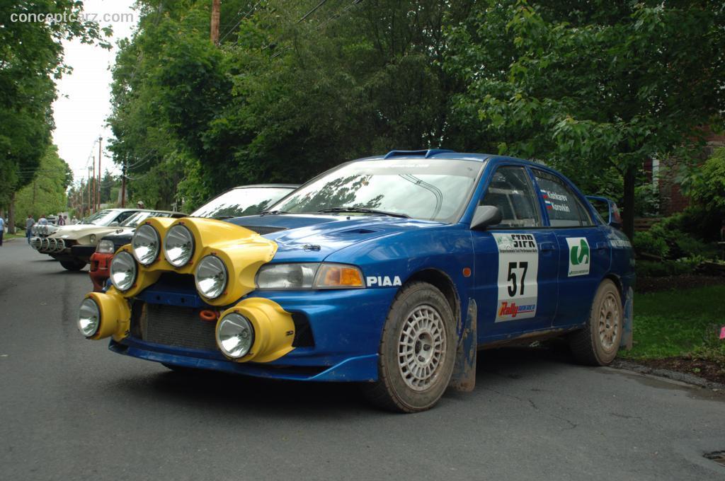 1997 Mitsubishi Lancer Evolution Vi Image Https Www