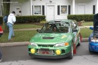 1997 Mitsubishi Lancer Evolution VI image.