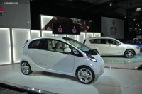 Popular 2009 i MiEV Concept Wallpaper