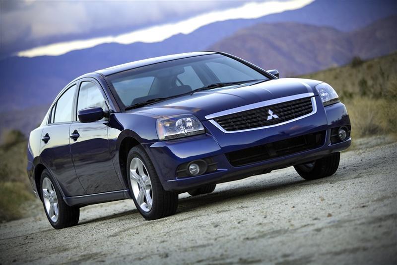 2009 Mitsubishi Galant Wallpaper And Image Gallery