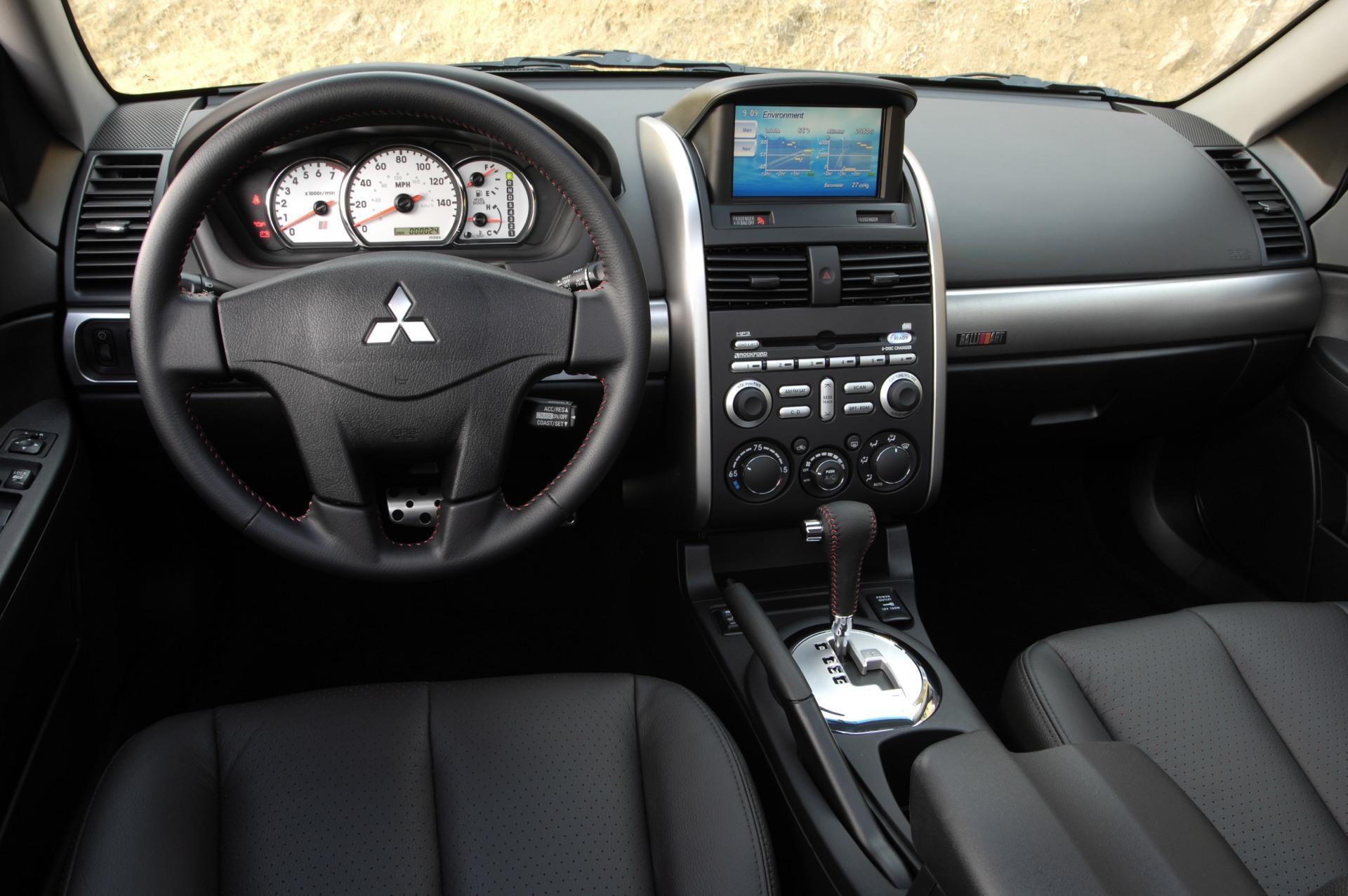 2009 Mitsubishi Galant Image. Photo 3 of 25