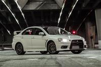 2016 Mitsubishi Lancer Evolution Final Edition image.