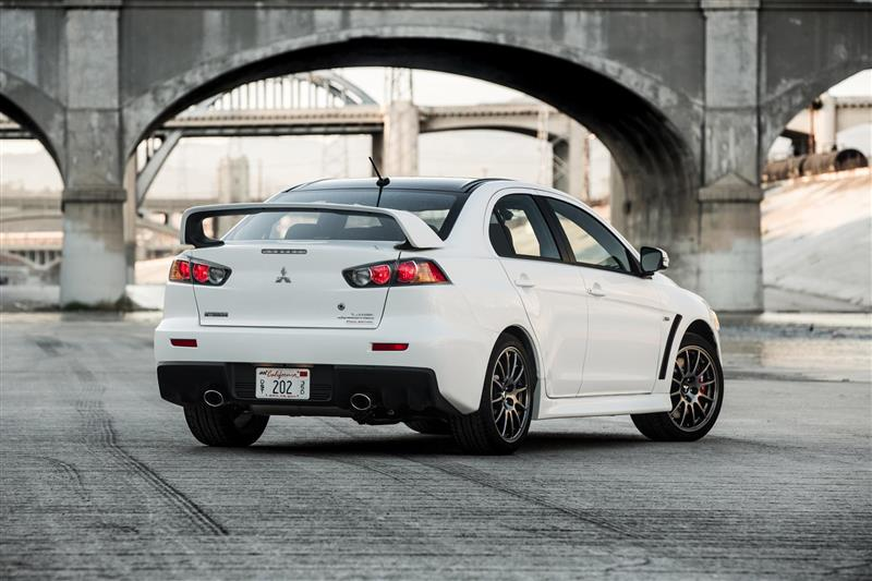 2016 Lancer Evolution >> 2016 Mitsubishi Lancer Evolution Final Edition Image Photo