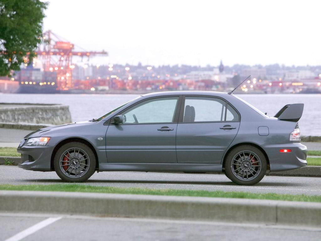 2005 Mitsubishi Lancer Evolution Viii Mr Fq 400 Image Photo 8 Of 12