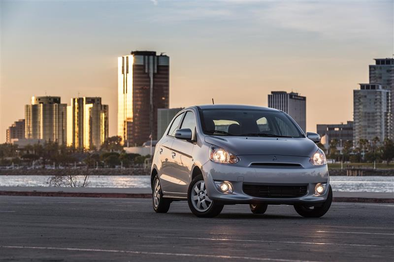 2015 Mitsubishi Mirage Rockford Fosgate Edition pictures and wallpaper