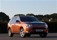 Mitsubishi Outlander Monthly Vehicle Sales