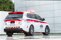 Mitsubishi Outlander Pikes Peak Safety