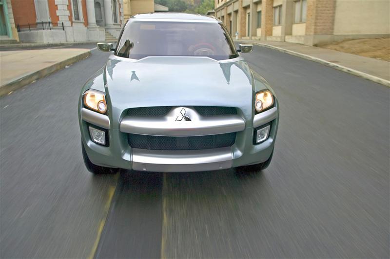 2004 Mitsubishi Sport Truck Concept Images Conceptcarz