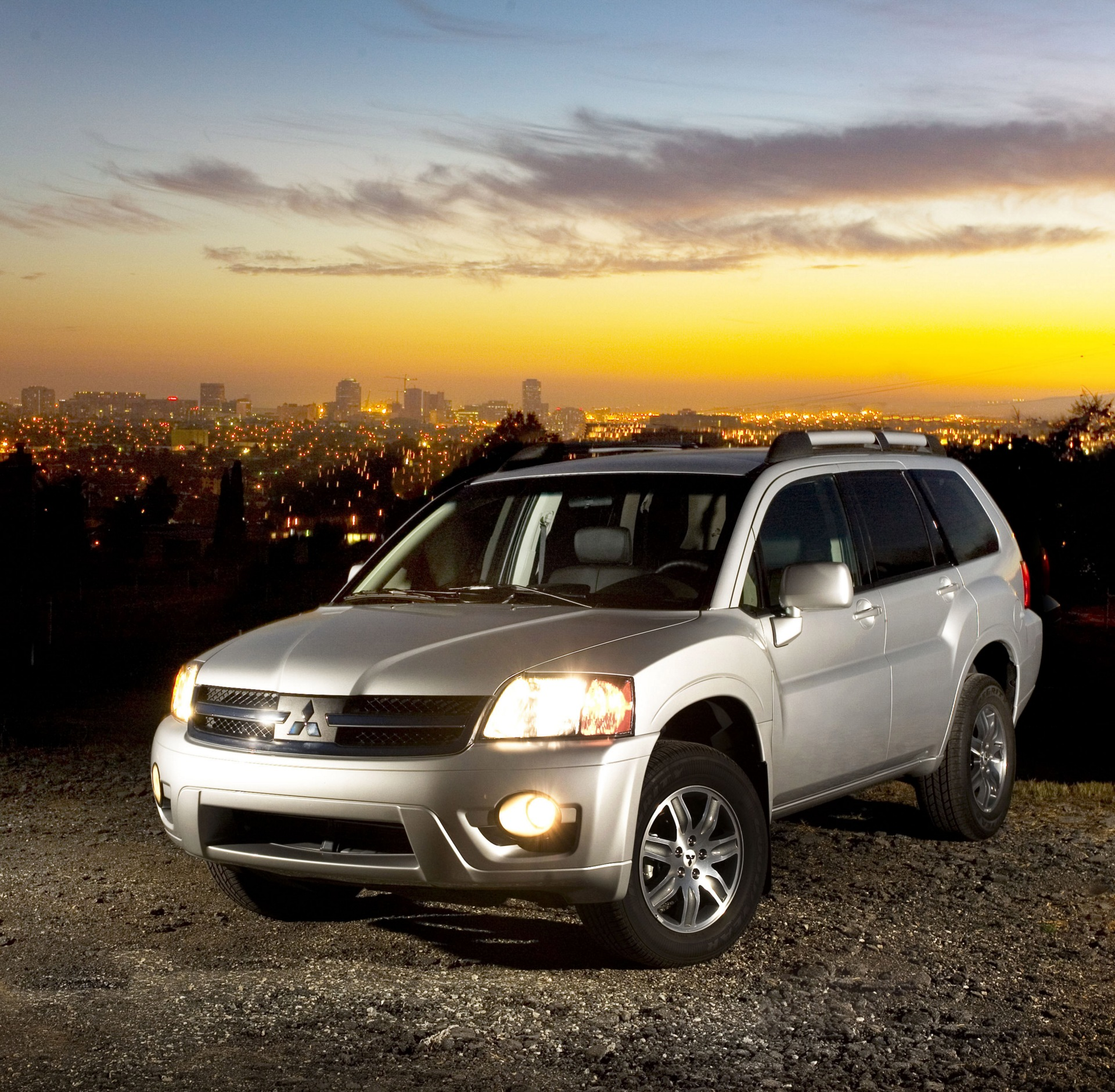 2008 Mitsubishi Endeavor News And Information