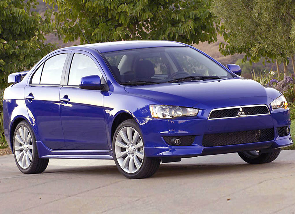 2007 Mitsubishi Lancer Sport Pictures History Value