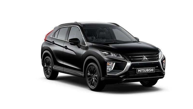 2019 Mitsubishi Eclipse Cross Black Edition News and Information