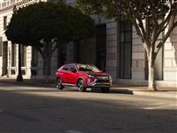 Popular 2020 Mitsubishi Eclipse Cross Wallpaper