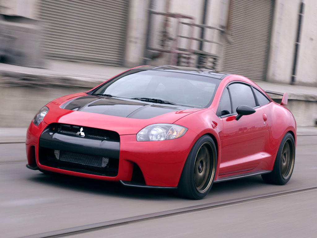 2006 Mitsubishi Eclipse Ralliart Image. Photo 7 of 22