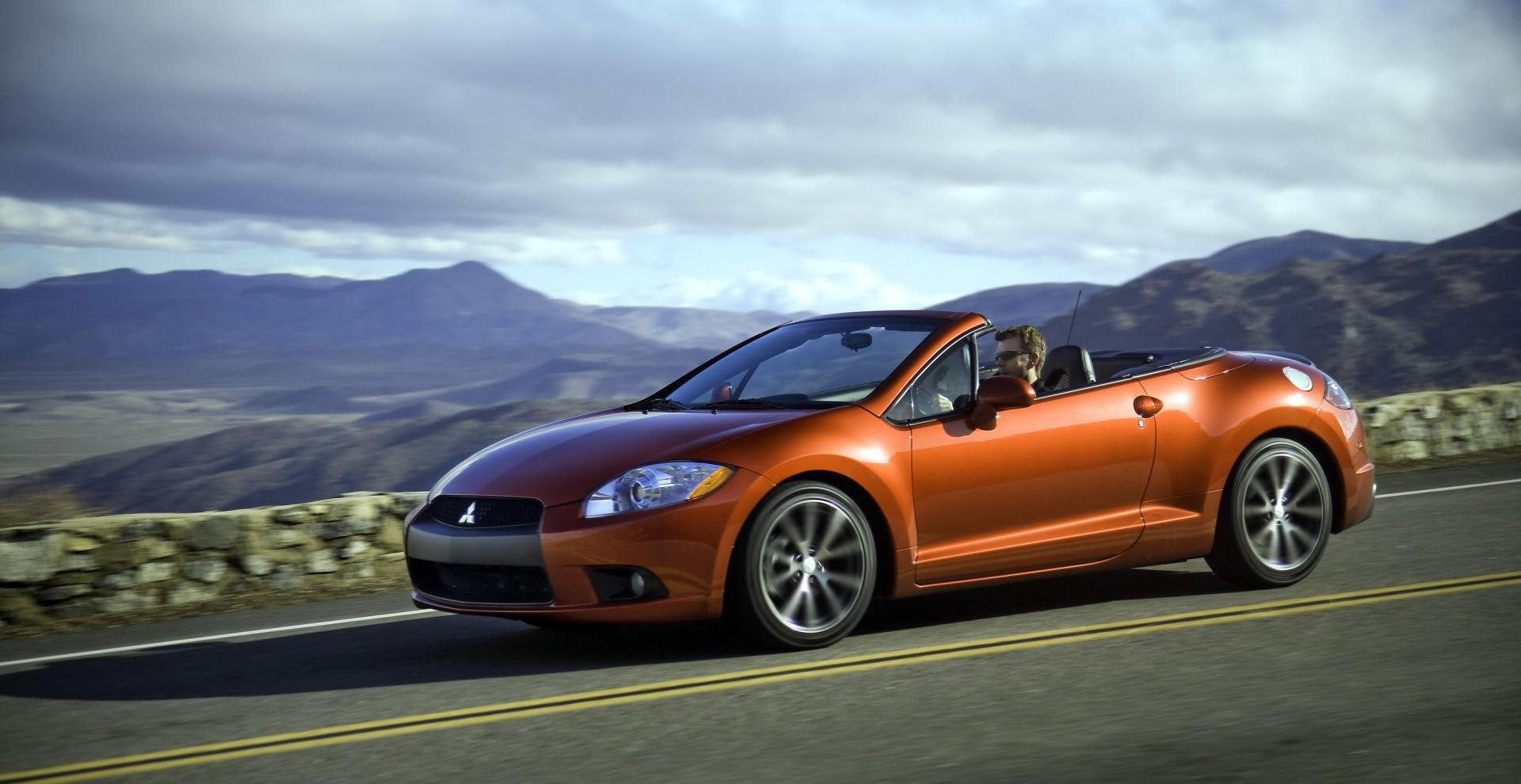 2009 Mitsubishi Eclipse Spyder News And Information Engine Diagram