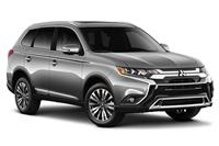 Popular 2020 Mitsubishi Outlander Wallpaper
