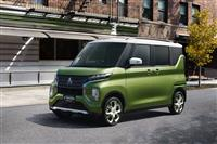 Popular 2019 Mitsubishi SUPER HEIGHT K-WAGON Concept Wallpaper