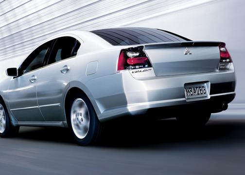 2005 Mitsubishi Galant Image. Photo 25 of 27