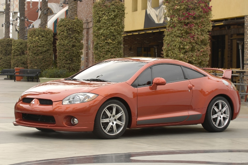 2008 mitsubishi eclipse image. photo 12 of 40