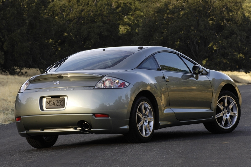 2008 Mitsubishi Eclipse Image. Photo 38 of 40