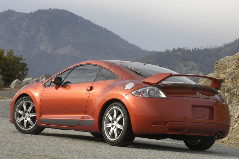 2008 Mitsubishi Eclipse Image. Photo 10 of 40