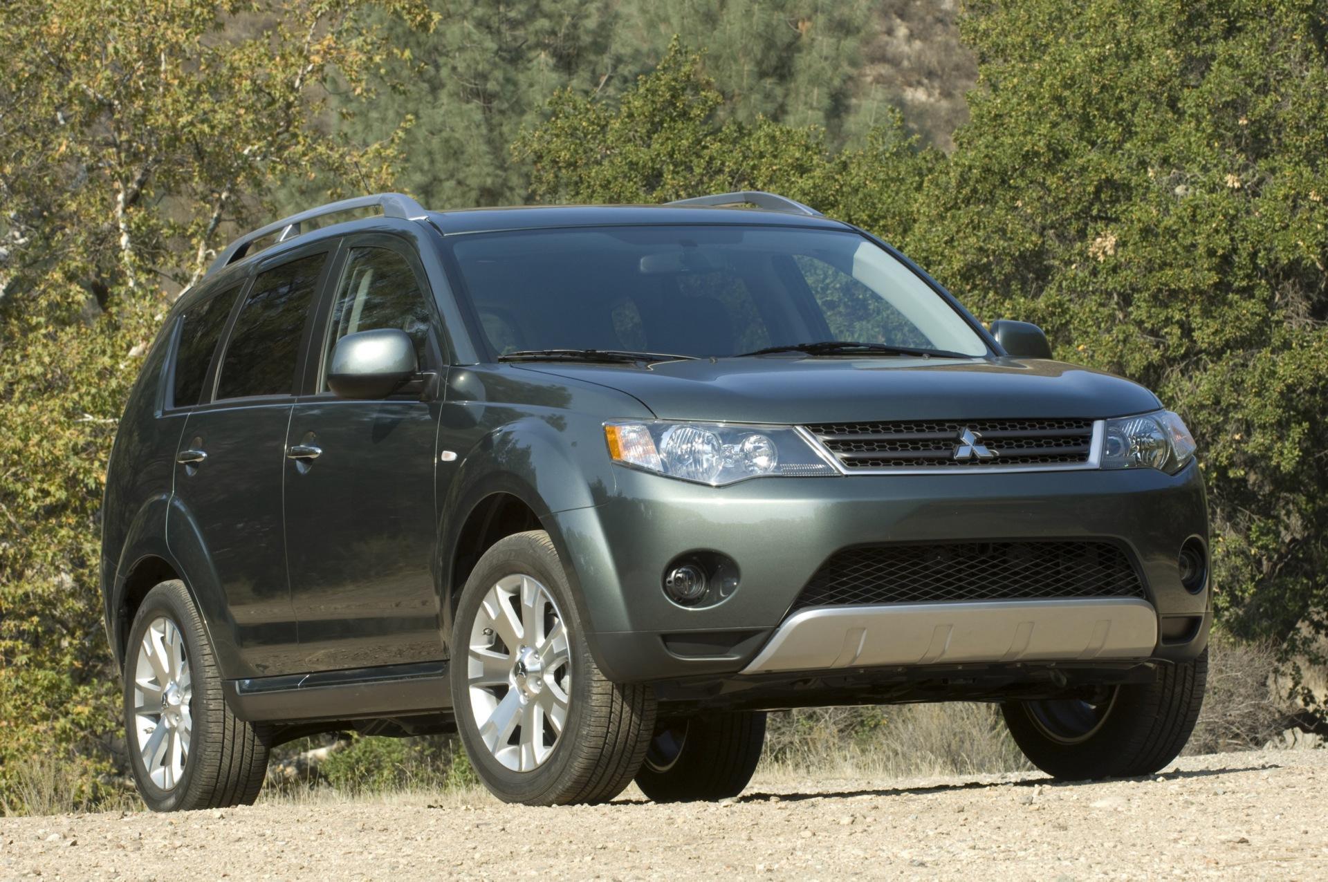 2008 Mitsubishi Outlander News And Information