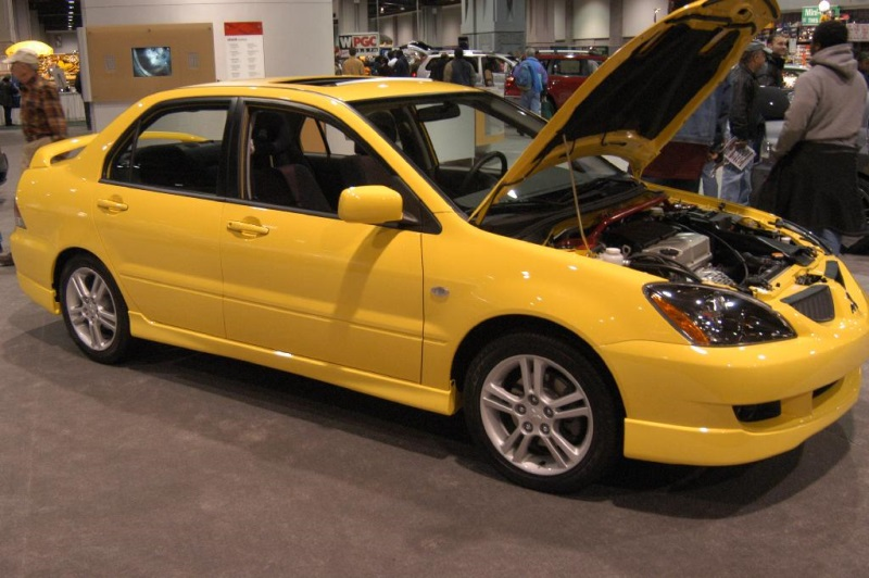2005 Mitsubishi Lancer History Pictures Value Auction Sales